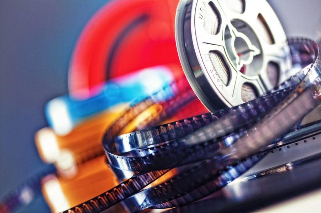 8mm Cine Reels