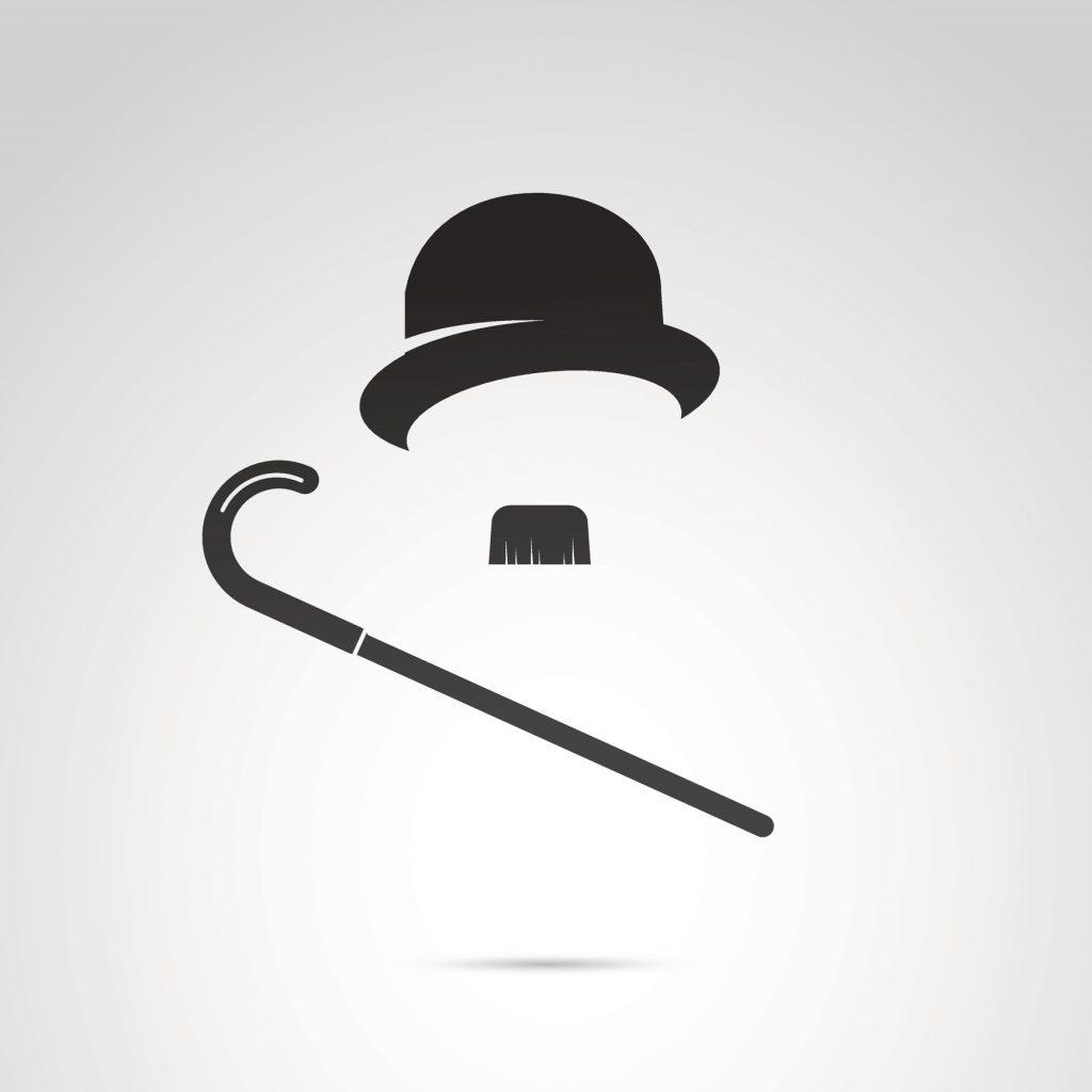 Charlie Chaplin Motif